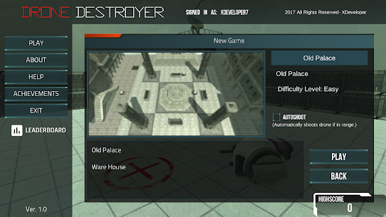 Drone Destroyer FPS Hack for iOS and Android 2