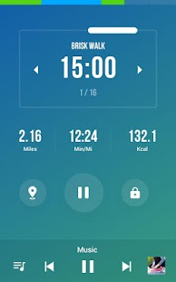 Walking App - Walking for Weight Loss Screenshot