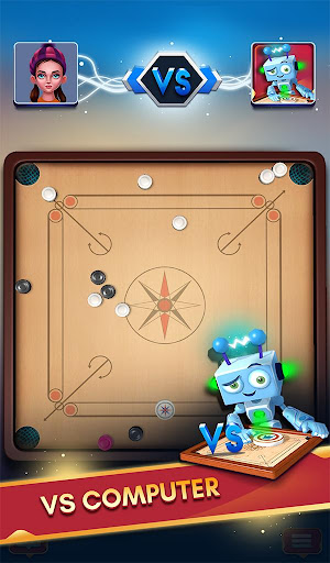 Carrom Kingu2122 - Best Online Carrom Board Pool Game 3.1.0.74 screenshots 16