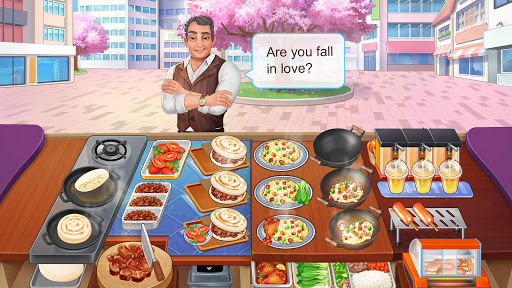 Breakfast Story: chef restaurant cooking games apkslow screenshots 5
