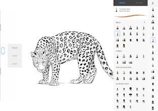 Sketchbook screenshot thumbnail