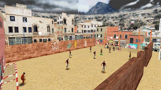 Street Football Match Cup Apkfinish screenshots 5