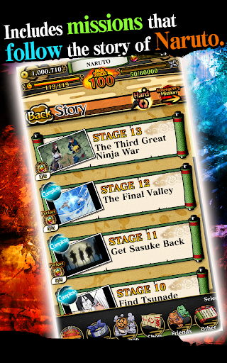 Ultimate Ninja Blazing 2.26.0 Screenshots 10