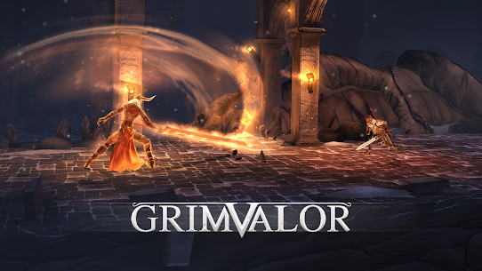 Grimvalor Apk Mod , Grimvalor Apk Full Version Free Download 3