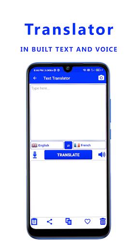 File Translator : PDF Translator apktram screenshots 6