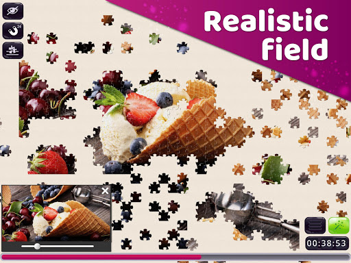 Good Old Jigsaw Puzzles - Free Puzzle Games apkmr screenshots 4