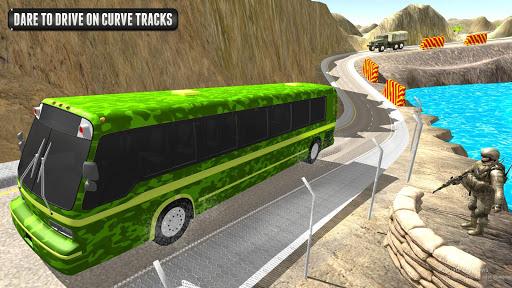 Army Bus Driver u2013 US Military Coach Simulator 3D 0.1 screenshots 6