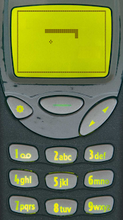 Snake '97: der Retro-Klassiker Screenshot