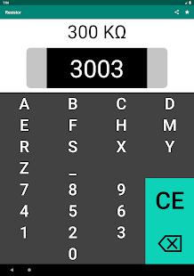 SMD Resistor Code - Calculator