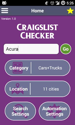 checker for craigslist screenshot 1