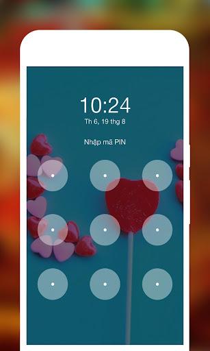 pattern lock screen  Screenshots 5