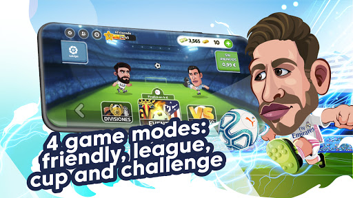 Head Football LaLiga 2021 - Skills Soccer Games 6.2.4 screenshots 4