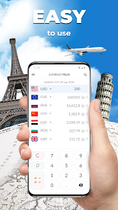 Currency Converter Plus Free with AccuRate™ 2.5.3 (Unlocked)