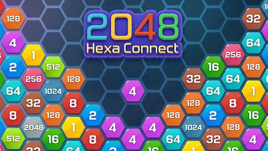 Merge  Block Puzzle – 2048 Hexa 8