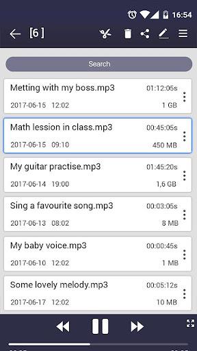 voice recorder  Screenshots 8