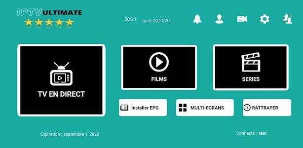 IPTV ULTIMATE - 2020 2.2.3
