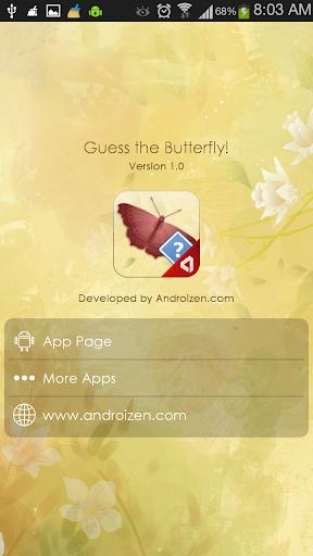 guess the butterfly-photo quiz screenshot 2