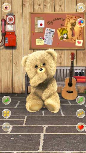 Talking Teddy Bear 1.4.0 screenshots 1