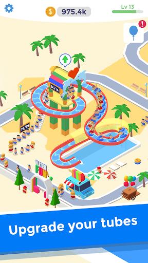 Télécharger Gratuit Idle Aqua Park mod apk screenshots 2