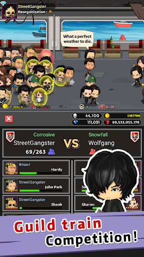 Idle Gangster modavailable screenshots 20