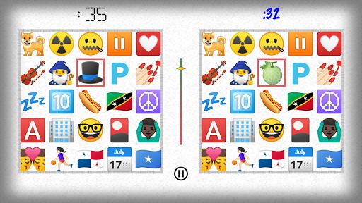 find the difference - emoji screenshot 1