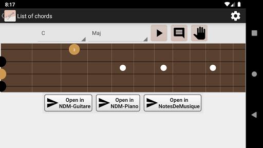 NDM - Ukulele (Learning to read musical notation) 6.3 screenshots 2