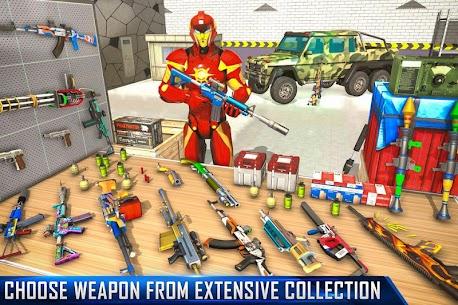 FPS Robot Shooting Strike : Counter Terrorist Game 2.7 Apk 4