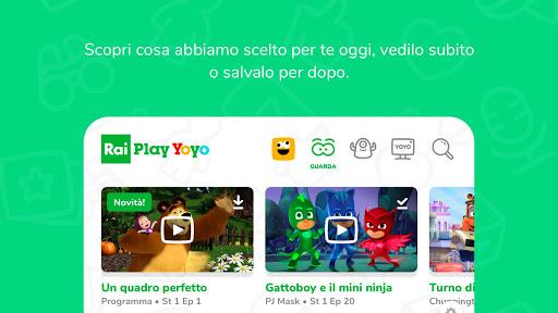 RaiPlay Yoyo 1.1.3 Screenshots 6