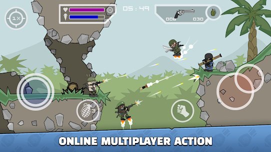 Mini Militia – Doodle Army 2 APK Download For Android 1