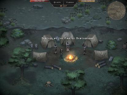 Vampire's Fall: Origins RPG 1.14.365 Screenshots 22
