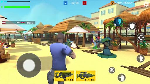 Strike Shooter: War Battle Gun Fps Shooting Games screenshots 3