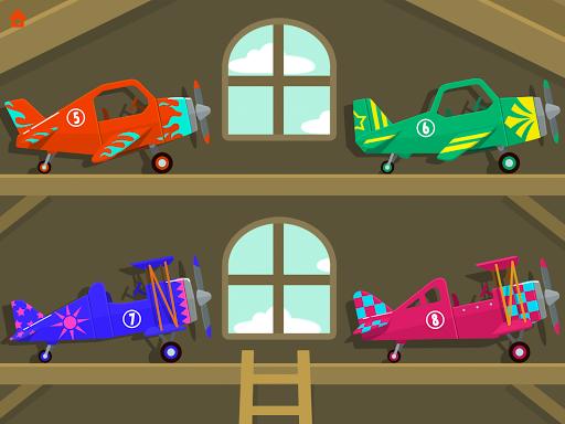 Dinosaur Farm - Tractor simulator games for kids screenshots 22
