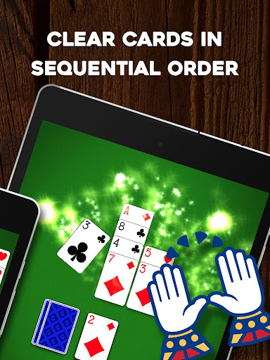 Crown Solitaire: A New Puzzle Solitaire Card Game android2mod screenshots 7