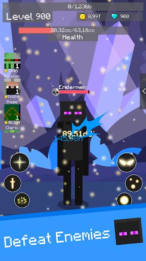 Mine Mob Clicker Rpg apkpoly screenshots 13