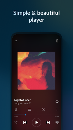 Music Player & MP3 Player - Lark Player 5.3.5 Screenshots 2