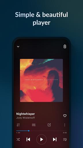 Music Player & MP3 Player - Lark Player screen 1