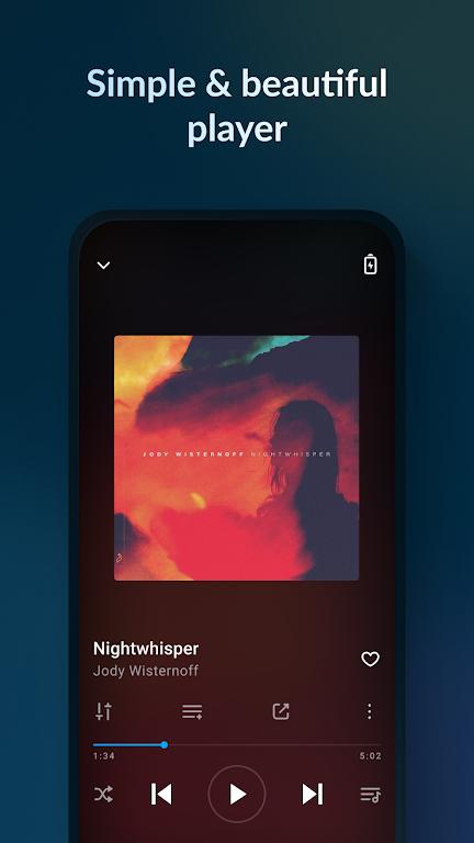 Music Player & MP3 Player - Lark Player poster 1
