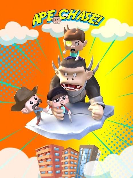 Captura de Pantalla 8 de FGTeeV Ape Chase! para android