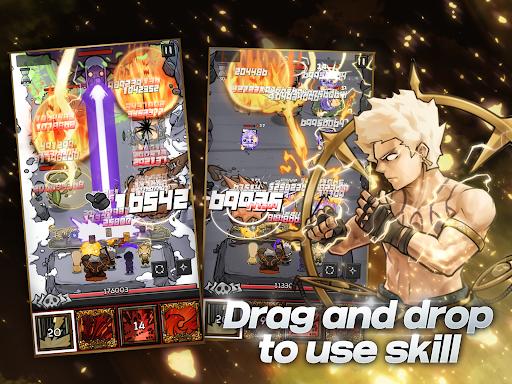 Ninja Battle : Defense https screenshots 1