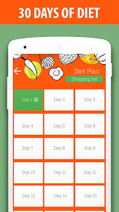 Lose weight: diet and exercises in 30 days