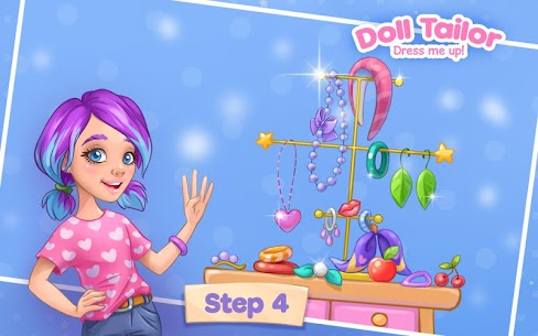 Fashion Dress up games for girls. Sewing clothes 5