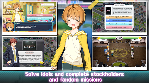 Boy Band : K-POP IDOL 1.0.63 screenshots 7
