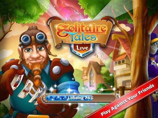 Solitaire Tales Live  screenshots 11