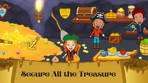 My Pirate Town - Sea Treasure Island Quest Games 1.4 Screenshots 8