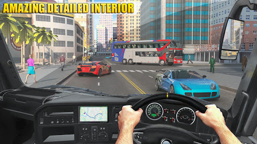 City Coach Bus Simulator 3D 1.6 screenshots 12