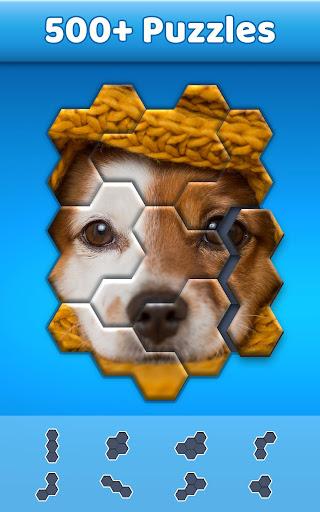 Hexa Jigsaw Puzzle u00ae 44.01 screenshots 4