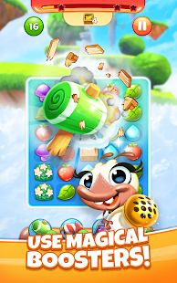 Best Fiends Stars - Free Puzzle Game Screenshot