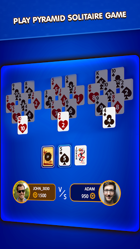 Spite & Malice - Play Solitaire Free Variations  screenshots 3