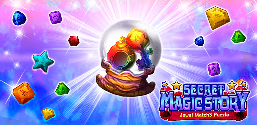 Secret Magic Story: Jewel Match 3 Puzzle 1.0.5 screenshots 8
