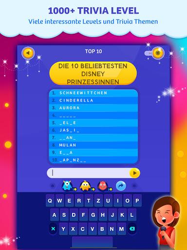 Top 10 Trivia Quiz - Quizfragen 1.16 screenshots 13